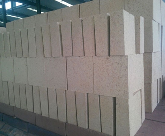 Magnesium-iron-aluminum spinel bricks (just out of the kiln)