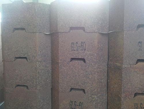 Forsterite brick