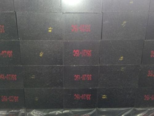 Electric furnace magnesia carbon brick